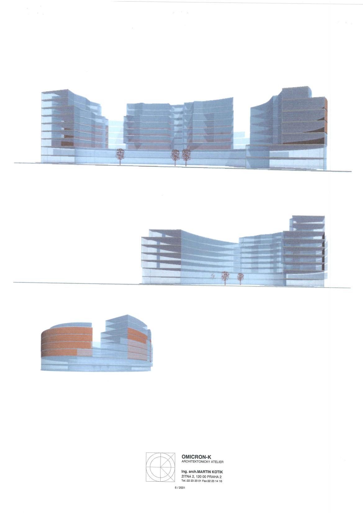 Rezidenční komplex Ohrada